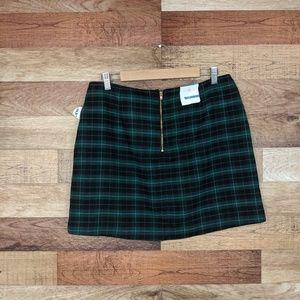 Old Navy Skirts - Old Navy Jupe Plaid Mini Skirt 12